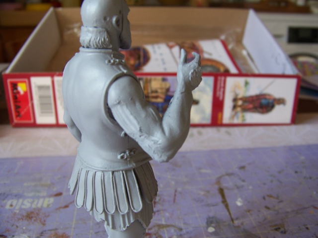 Hoplite Athénien Mini Art 1/16 5316210