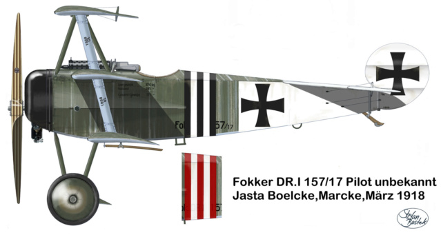 L' oiseau blessé d'une flèche-[RODEN] Fokker DR1 1/32 (ROD 605) - Page 2 59_1210