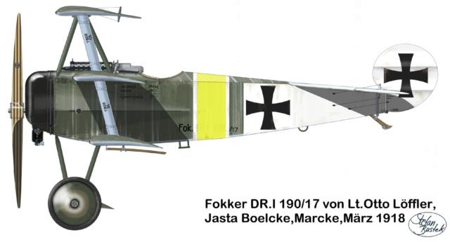 L' oiseau blessé d'une flèche-[RODEN] Fokker DR1 1/32 (ROD 605) - Page 2 59_1810