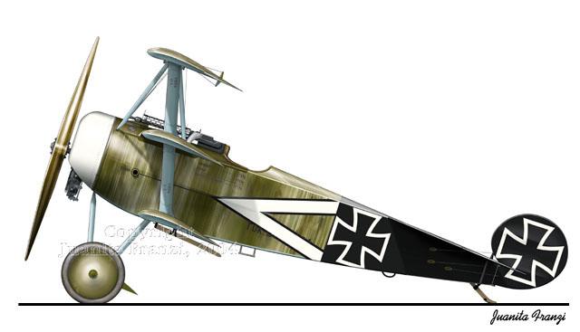 Fokker Dr 1 triplan de Manfred von Richthofen Revell 1/72 FINI !!!!!! - Page 2 59_34_10