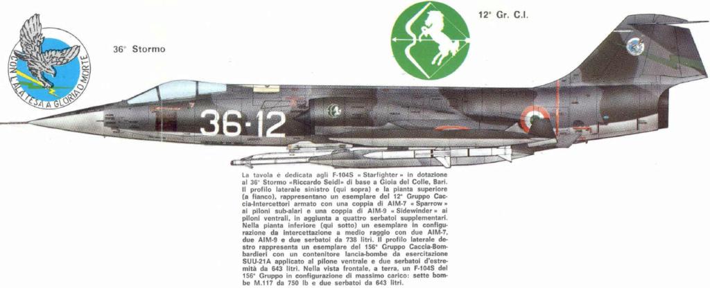 F 104 S (Monogram 1/48 + scratch)   FINI   60_4110