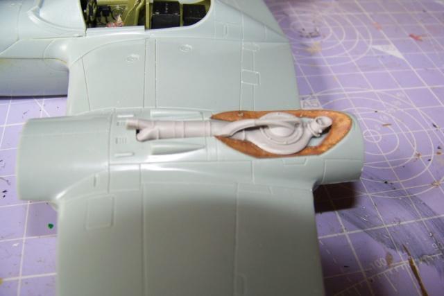 P-38J, ALG-A10 CATZ 07/44 ( Academy 1/48)( FINI ) 610