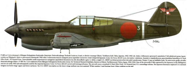 Curtiss H81A1(P40A)   Airfix 1/48 Fini 65_410