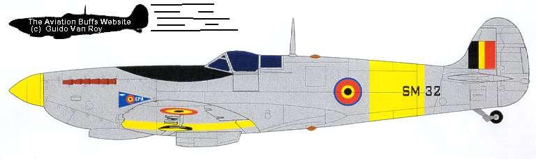 Spitfire MK.IXC late version profipack Eduard 1/48 - Page 2 66_1210