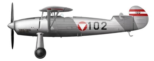 Fil rouge 2019 : Potez 540 T (AZ-Model/Heller 1/72) *** Terminé en pg 5 - Page 3 70_1_b10