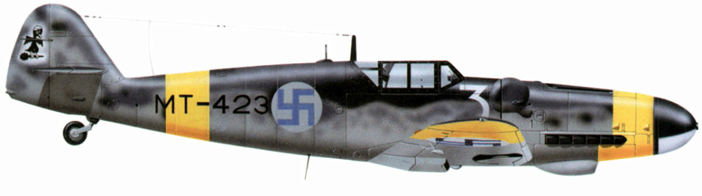 Ouvre boite Messerschmitt Bf 109G-6 ACADEMY 1/48 78_1512