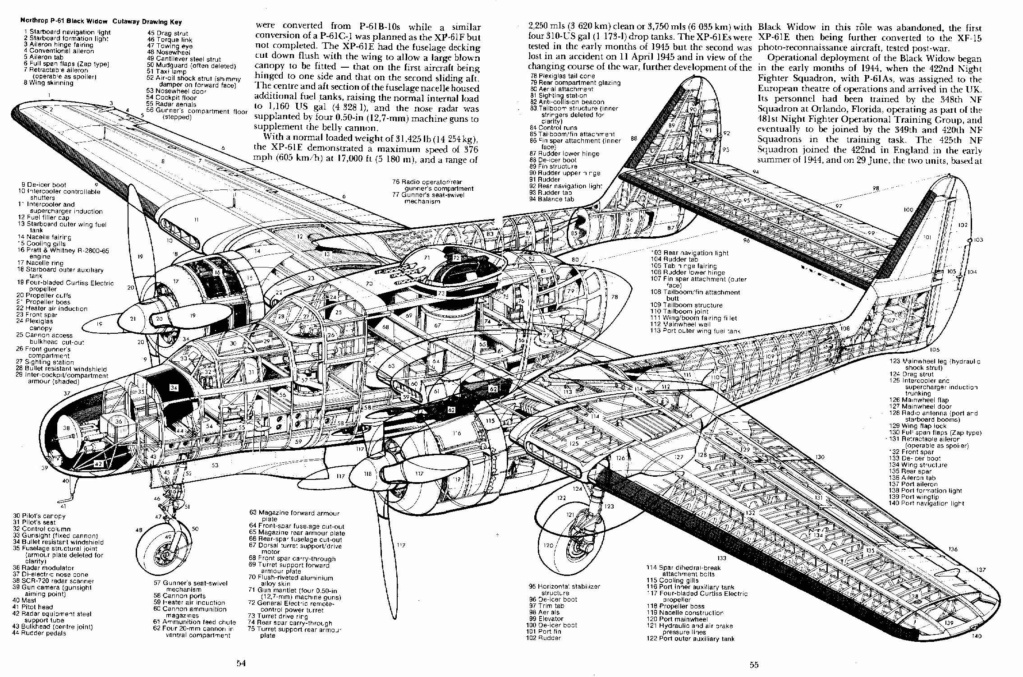 [BILEK/FROG] Northrop P61 Black Widow 80f98a10