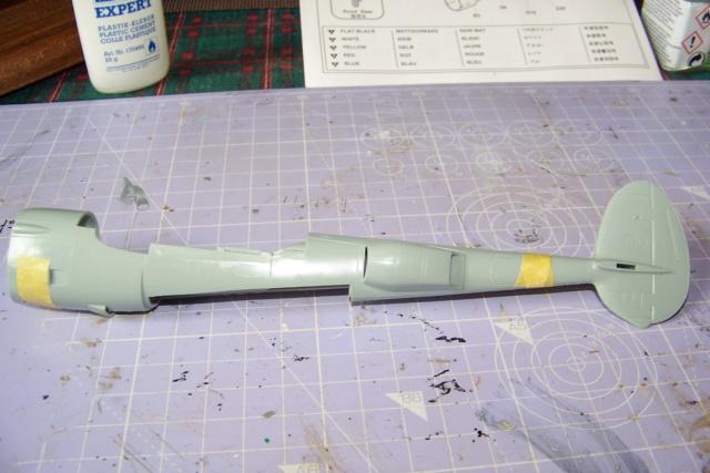 P-38J, ALG-A10 CATZ 07/44 ( Academy 1/48)( FINI ) 810
