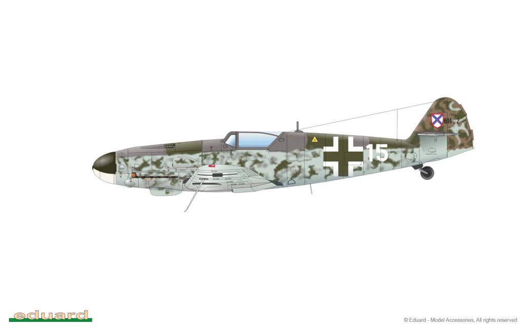 Me 109 G10 Eduard 1/48 (Fini) 82161_10