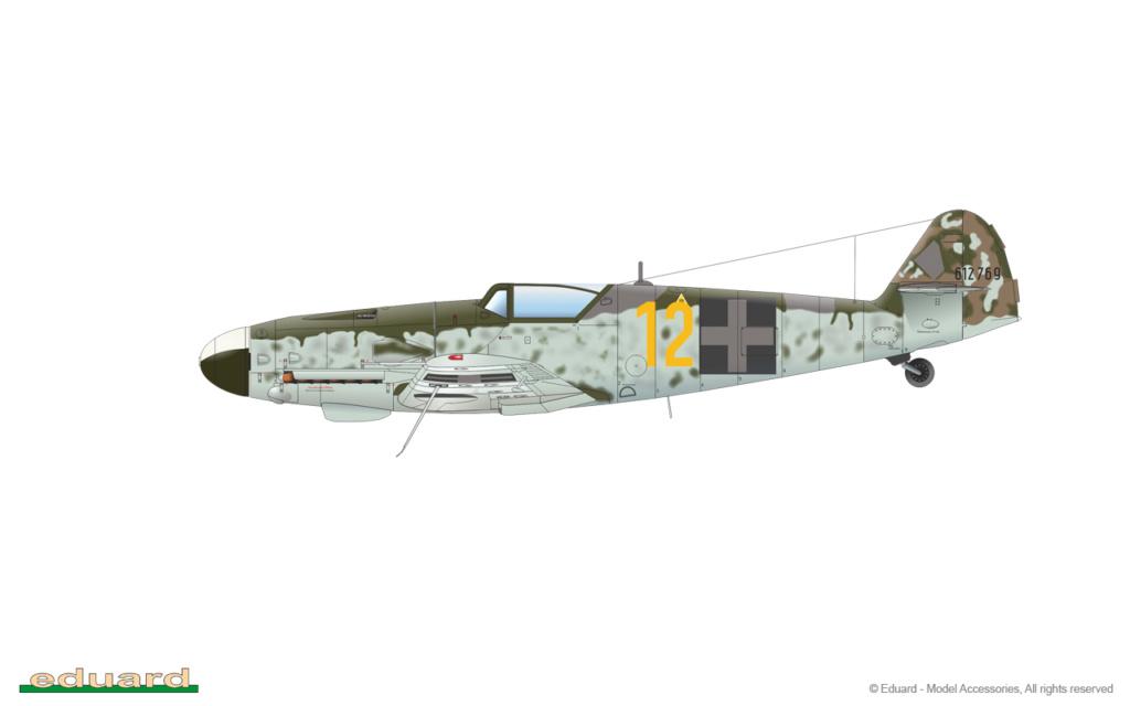 Me 109 G10 Eduard 1/48 (Fini) 82161_11
