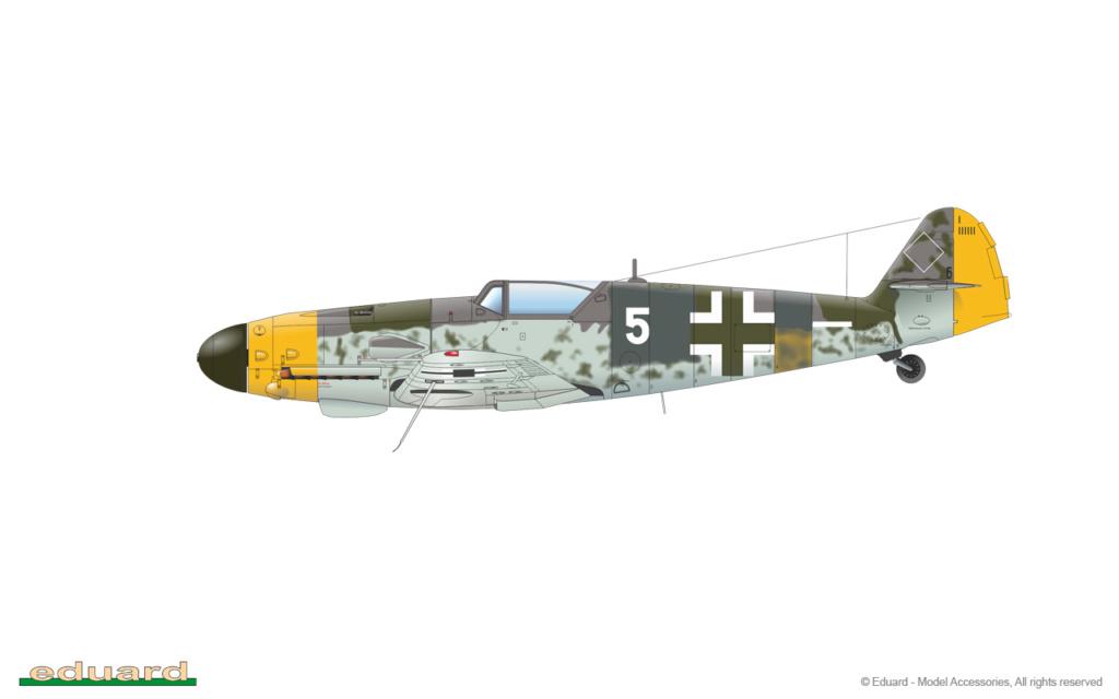 Me 109 G10 Eduard 1/48 (Fini) 82161_12
