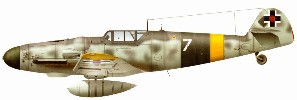 Ouvre boite Messerschmitt Bf 109G-6 ACADEMY 1/48 83_512