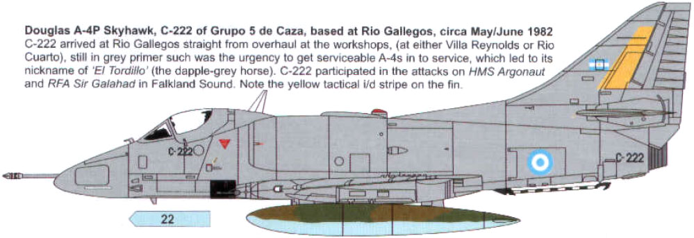 From the box - Harrier GR3 aux Malouines - Airfix - 1/72 *** Terminé en pg 2 91_1310