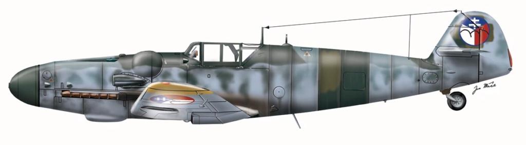 Ouvre boite Messerschmitt Bf 109G-6 ACADEMY 1/48 97_111