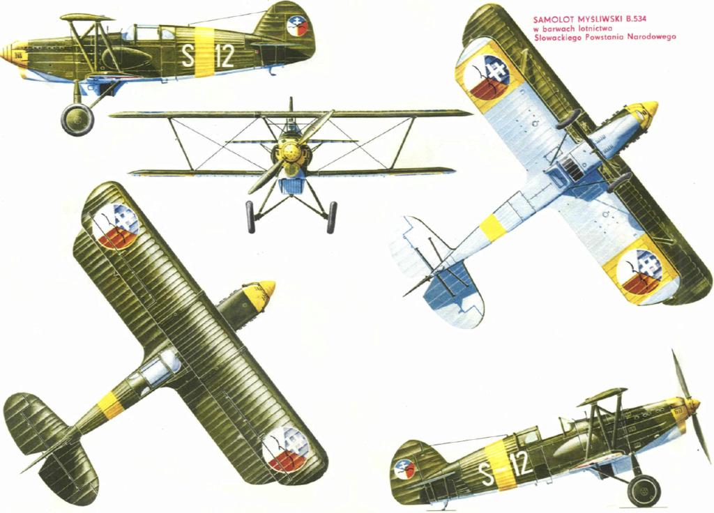 AVIA B-534 - KP - 1/72  97_2_b11