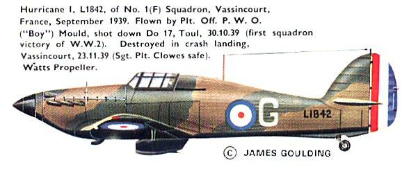 Hawker Hurricane Mk.1 (Airfix 1/72) 9_14110