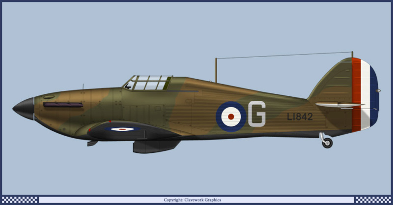 Hawker Hurricane Mk.1 (Airfix 1/72) 9_141_10