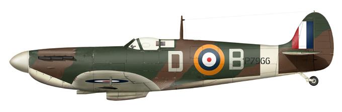 SPIT MK II .   Airfix  9_20811