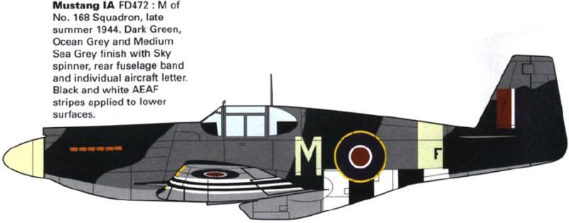 P-51B Mustang de chez Revell au 1/72 - Page 2 9_23_b10