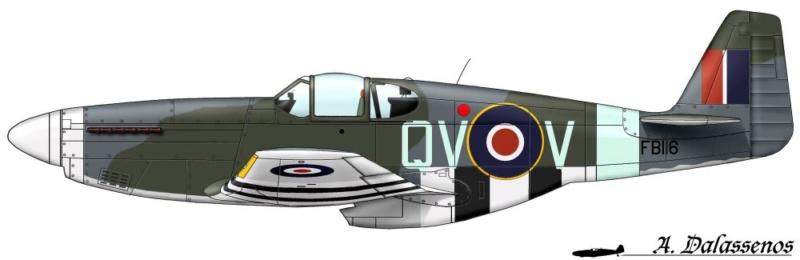 P-51B Mustang de chez Revell au 1/72 - Page 2 9_3410