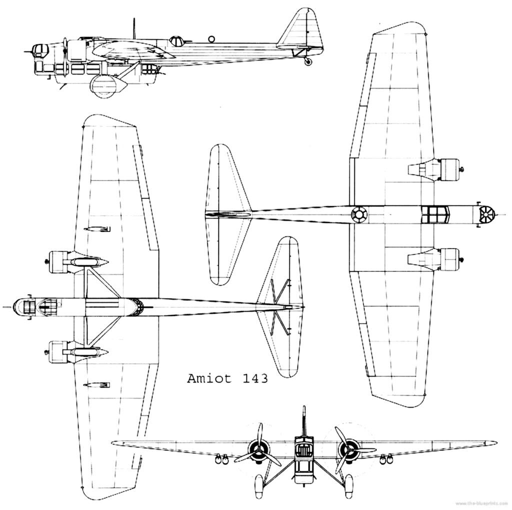Amiot 143 Heller 1/72ème Amiot-10