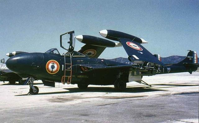 D.H Vampire A5(1/48 de classic airframes) Aquilo10