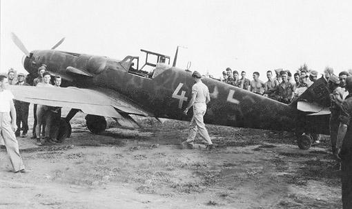 Bf-109 G6 Ufz René Darbois Juillet 44 (Eduard 1/48) Arrive10