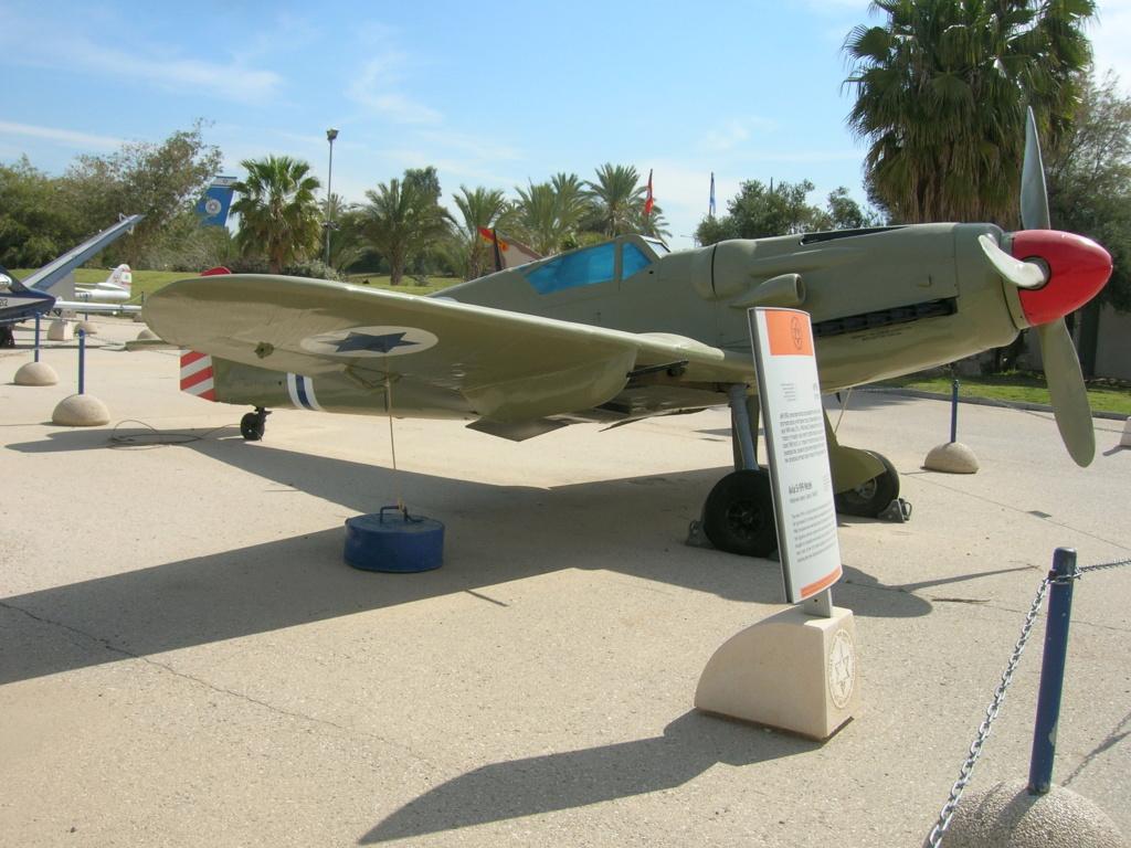 Avia S 199 Ezer Weizman 1948 ( Academy/Hobbycraft 1/48) סופית = FINI Avia_s10