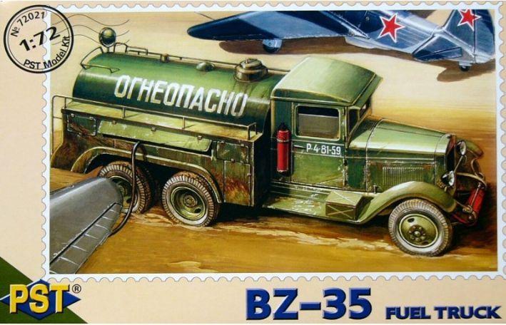 Refueller BZ 38 ( Um au 1/72)  Bz3510