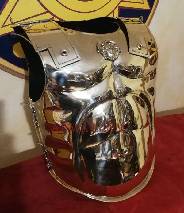 Hoplite Lacédémonien ( Spartiate) Miniart 1/16  Cuiras11