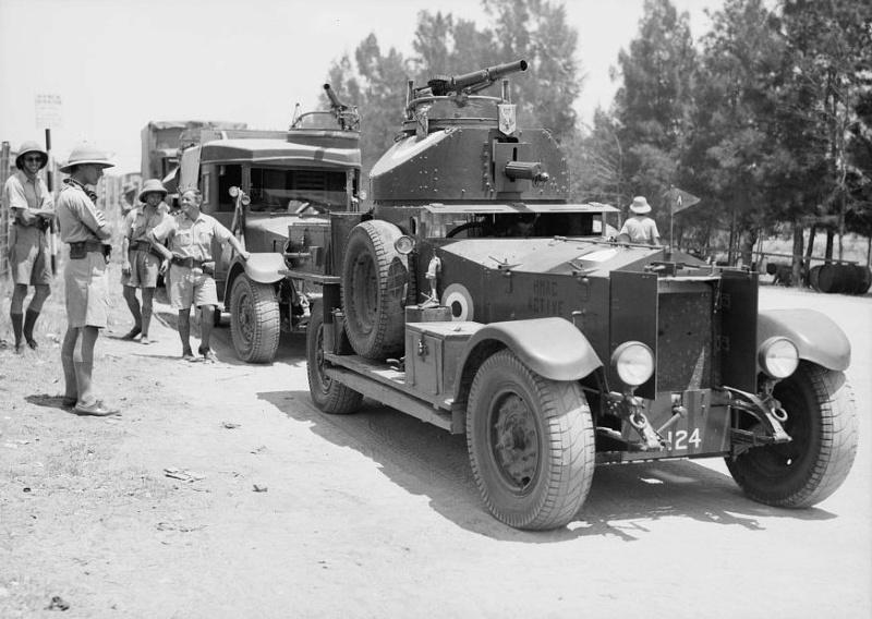 Rolls Royce British Armored Car  Meng 1/35 D4fddc10