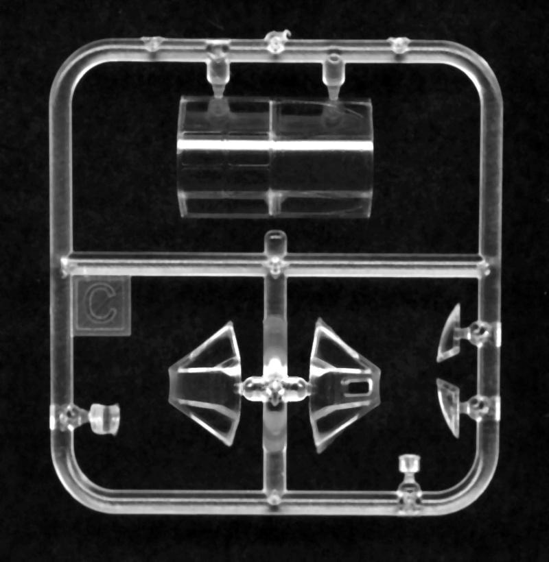 Ouvre-boîte Bloch 151 C1 Dorawings 1/48  Dora_420