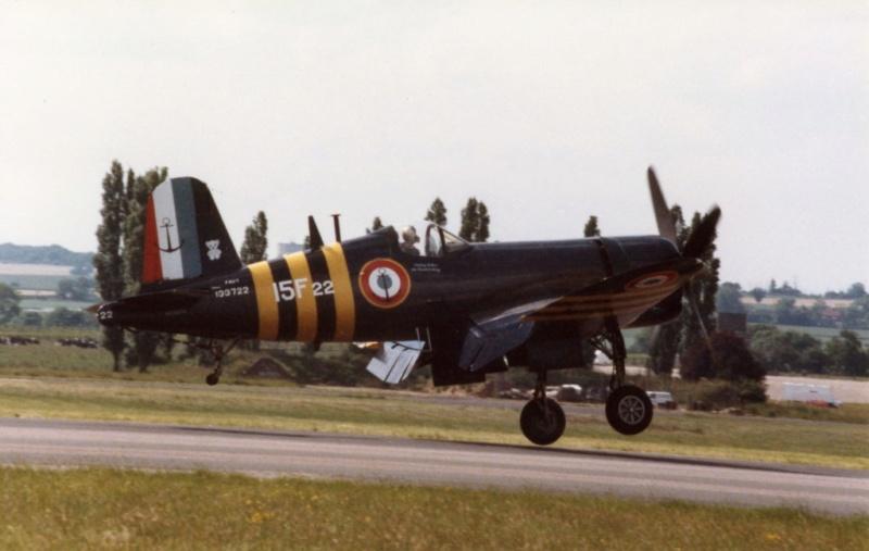 "F4U-7 Corsair ""french navy"" 48 de HASEGAWA (fini) F4u-7-10"