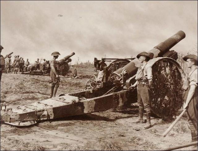 7,2 inch Heavy Artillery (thunder 1/35) Fini Frankh10