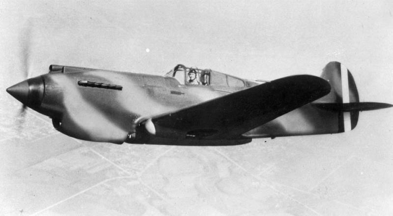 Curtiss H81A1(P40A)   Airfix 1/48 Fini French12