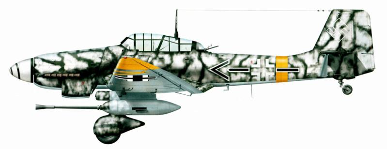 junkers JU 87 G/D Tank Buster  1/72 REVELL FINI !!!!!! Ju_87_15