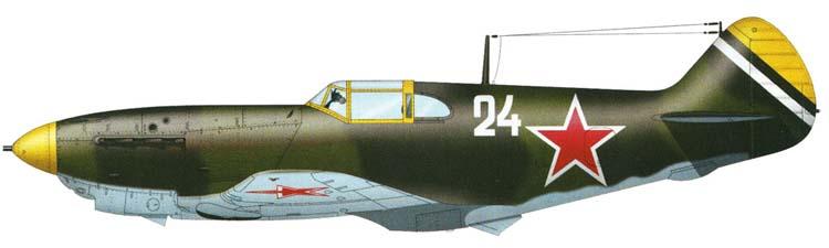Лавочкин-Горбунов-Гудков ЛаГГ-3 ICM 1/48 ( LaGG-3 )Fini - Page 2 Lagg-311