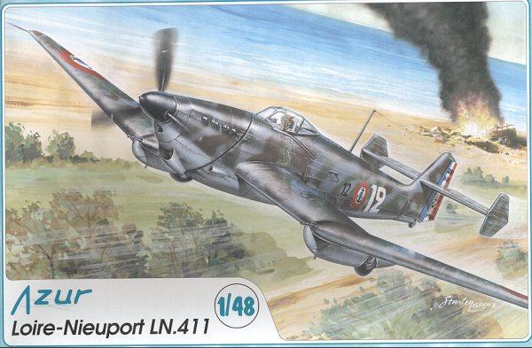 Loire Nieuport LN 401 au 1/48 (montage) - Page 4 Ln411b10