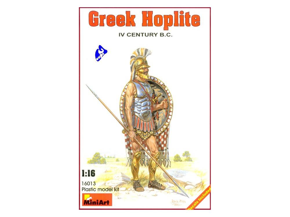 Hoplite Athénien Mini Art 1/16 - Page 2 Mini-a11