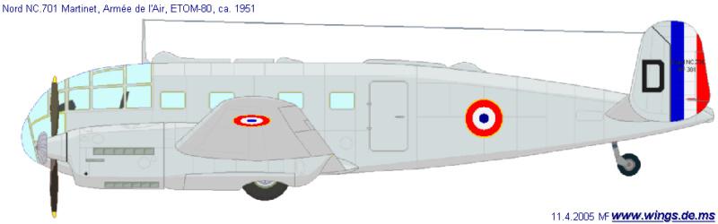 """Défi inconfortable : Dassault MD-312 """"Flamant"""" (Fonderie Miniature 1/48) Nc_70110"""