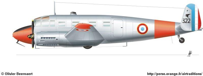 """Défi inconfortable : Dassault MD-312 """"Flamant"""" (Fonderie Miniature 1/48) Nc_70210"""