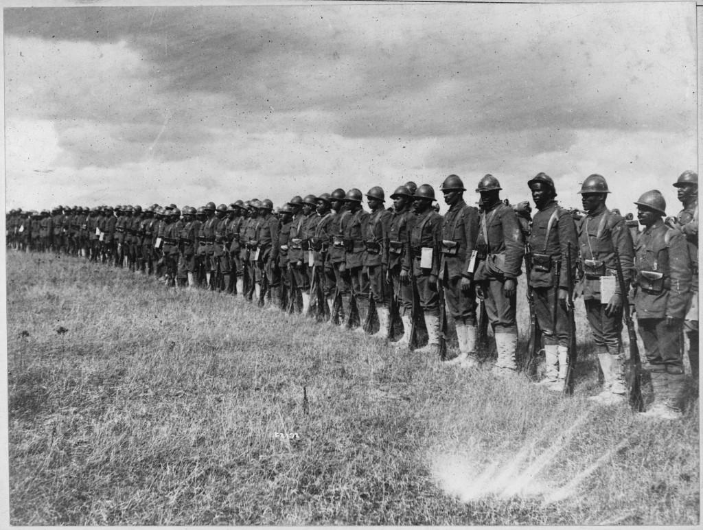 Infanterie afro-américaine- Meuse-Argonne 1918 (1/35) Negro_10