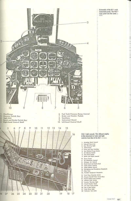 "F4U-7 Corsair ""french navy"" 48 de HASEGAWA (fini) Numari11"