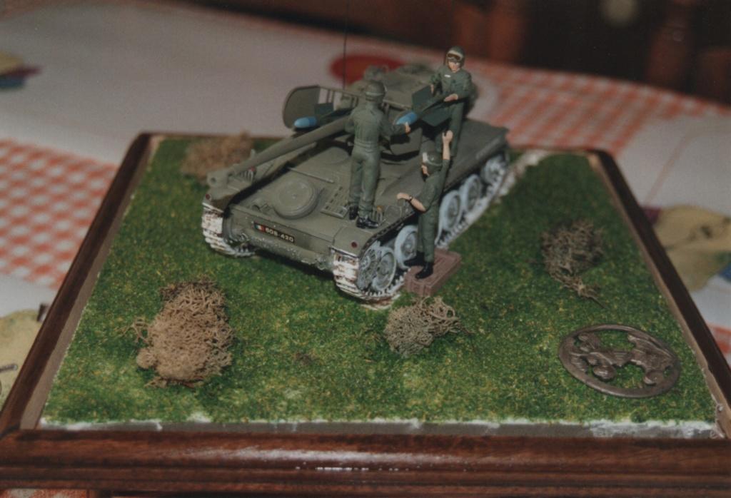 AMX 13 tourelle Chaffee (Takom 1/35°) terminé Numzo103