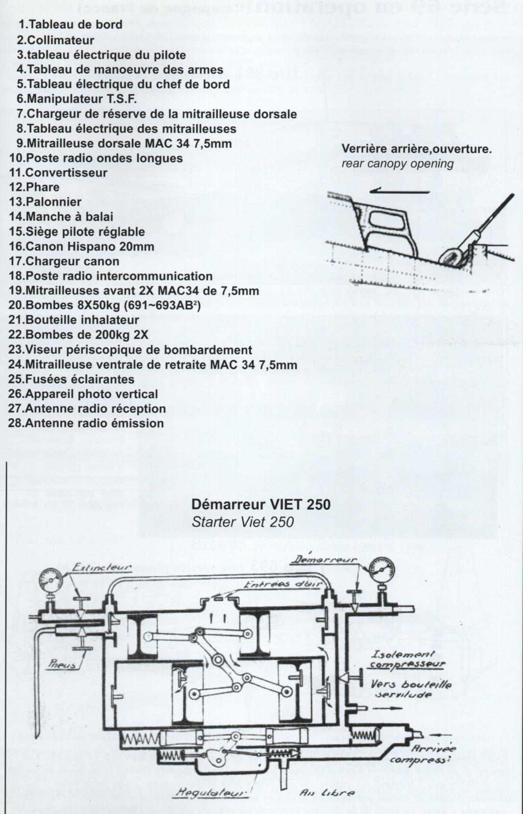 Sp.Hobby 1/72ème Bréguet 693 Numzo132