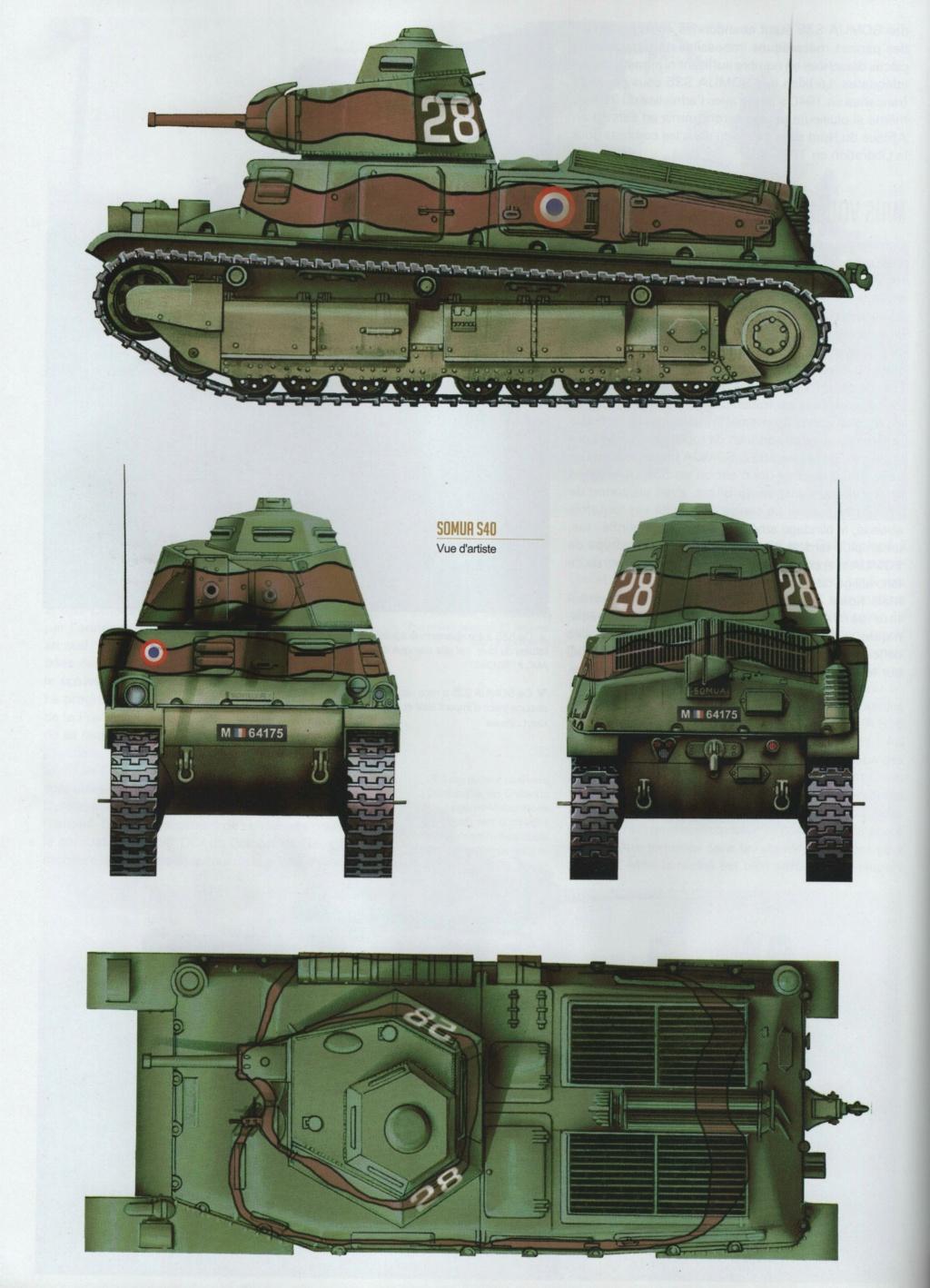 Somua S 40 ARL2C  (Tamiya / BMV 1/35 ) Numzo141