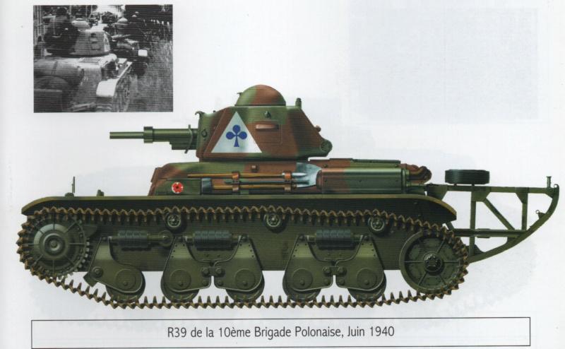 Renault R-35 10éme BKP ( Tamiya 1/35 ) - Page 3 Numzo142