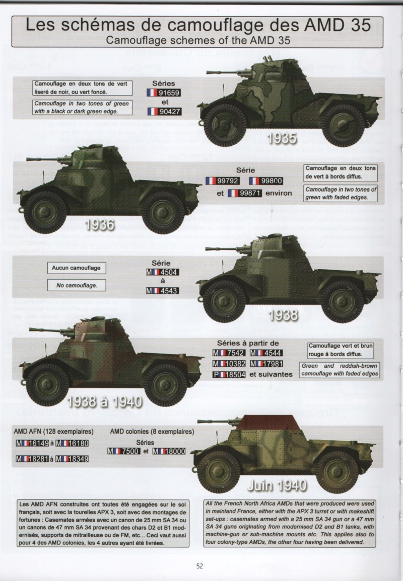 panhard 178 amd et fig french tank  - Page 2 Numzor30