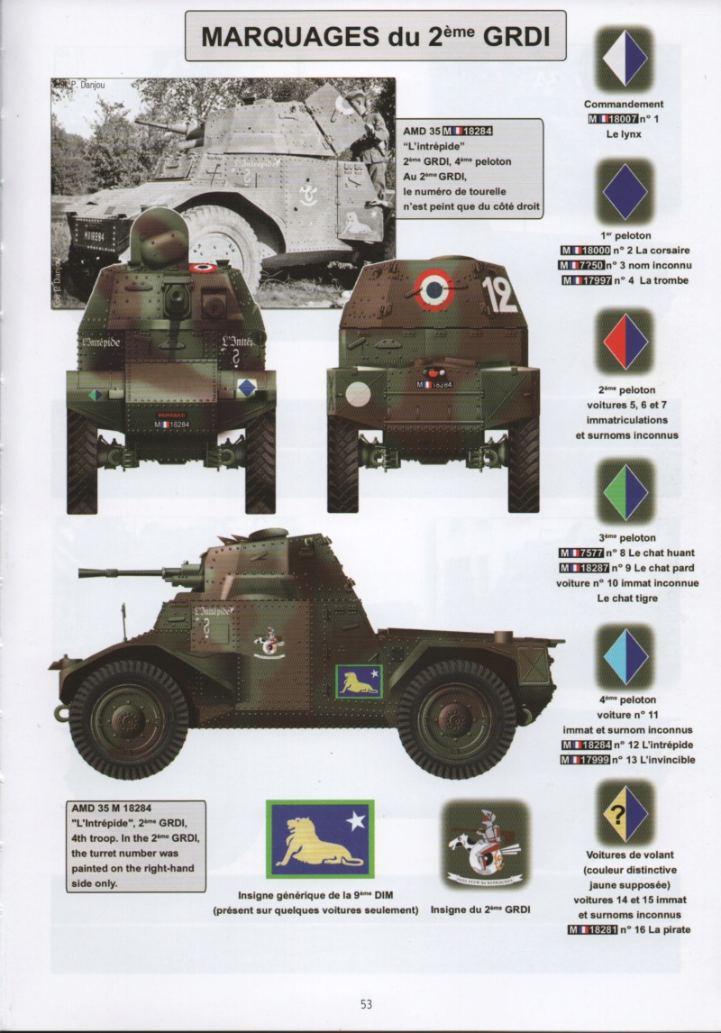 panhard 178 amd et fig french tank  - Page 2 Numzor31
