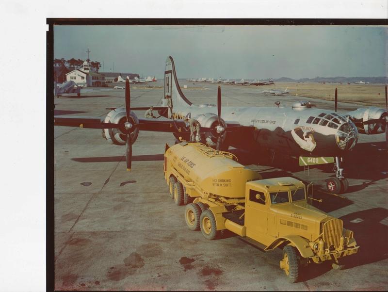US 2 1/2 ton 6x6 airfield fuel truck _ Tamiya ech 1/48 P31110